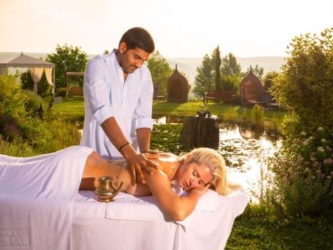 Ayurveda Massagen das ganze Jahr