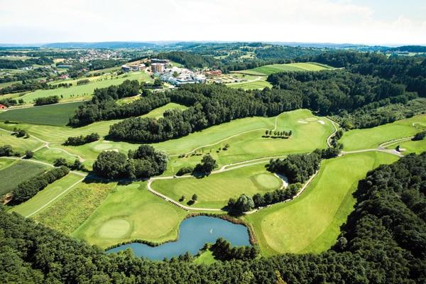 Golfschaukel Stegersbach