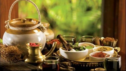 Vata Ayurveda Diät zur Gewichtsreduktion