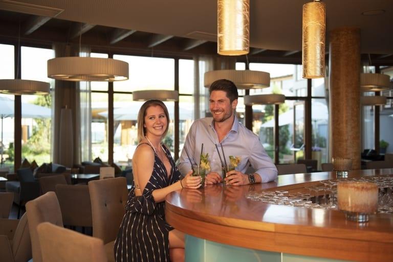Larimar Hotelbar - Treffpunkt für die Larimar Hotelgäste