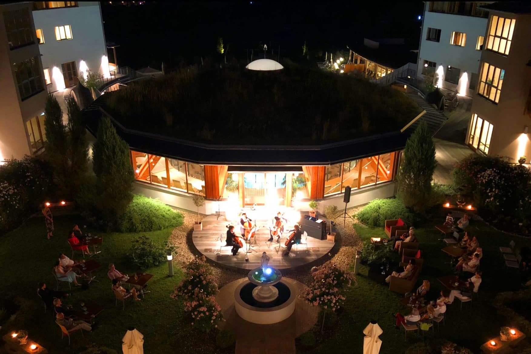 Romantic Moments im Hotel Larimar