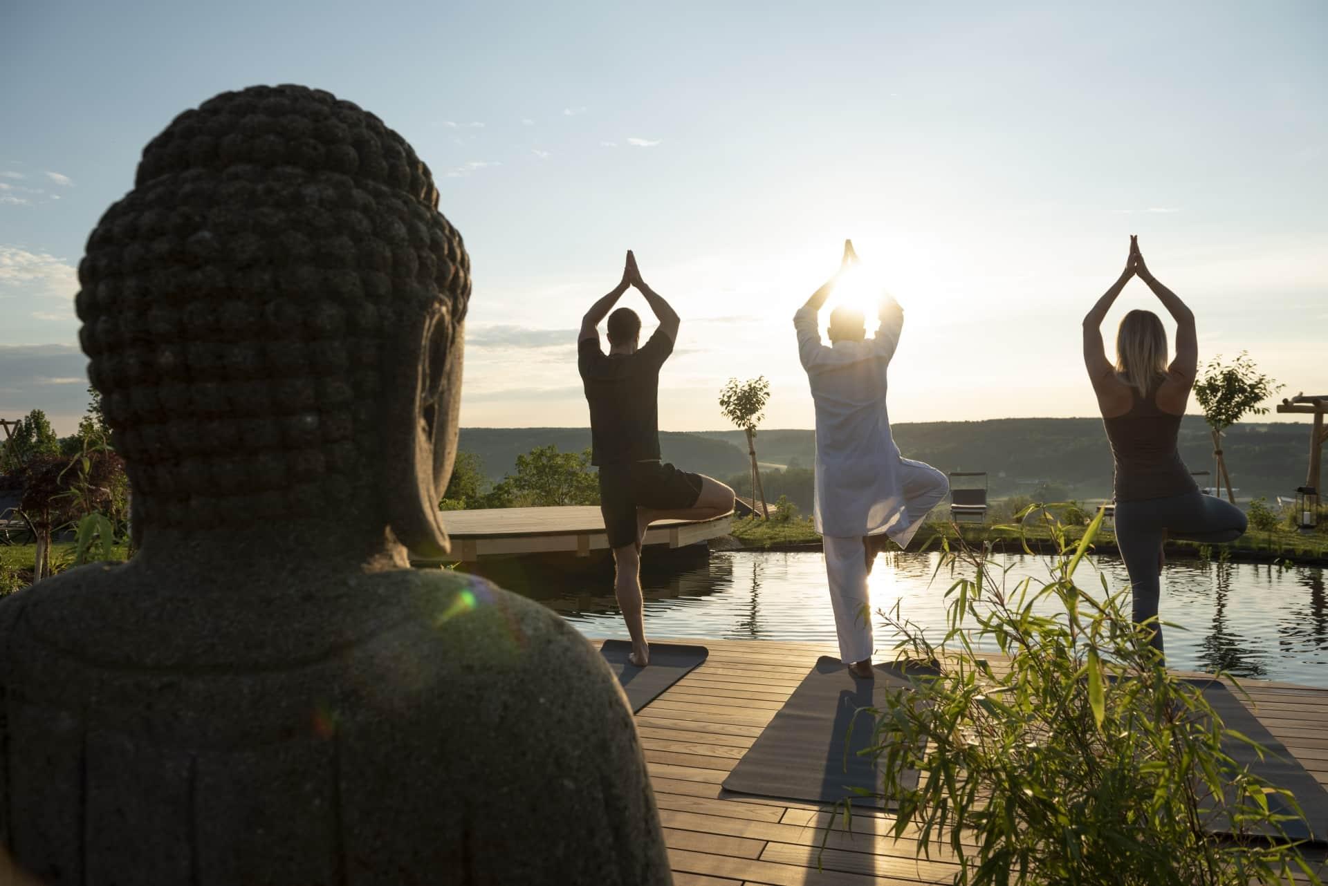 Entspanntes Yoga-Retreat im Hotel Larimar