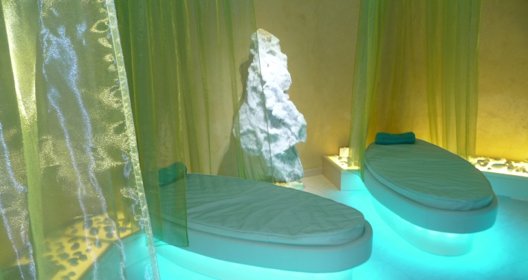 Kristall-Energie-Raum