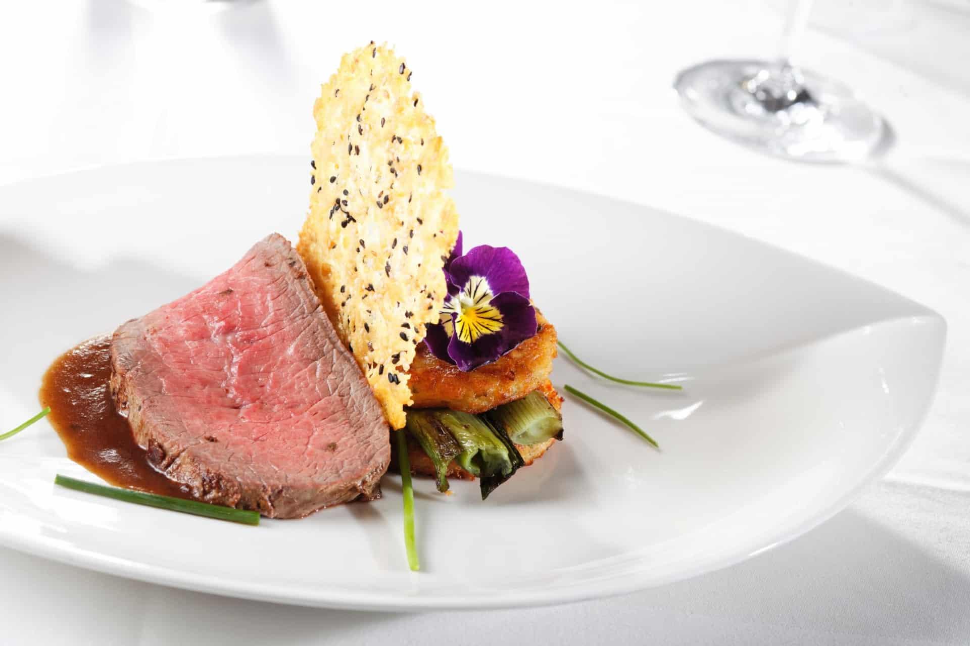 Zartes Rindfleisch für die Wellnessgäste