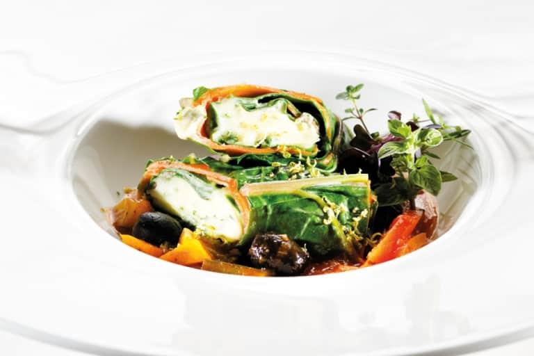 Vegane- und vegetarische Kulinarik im Hotel Larimar