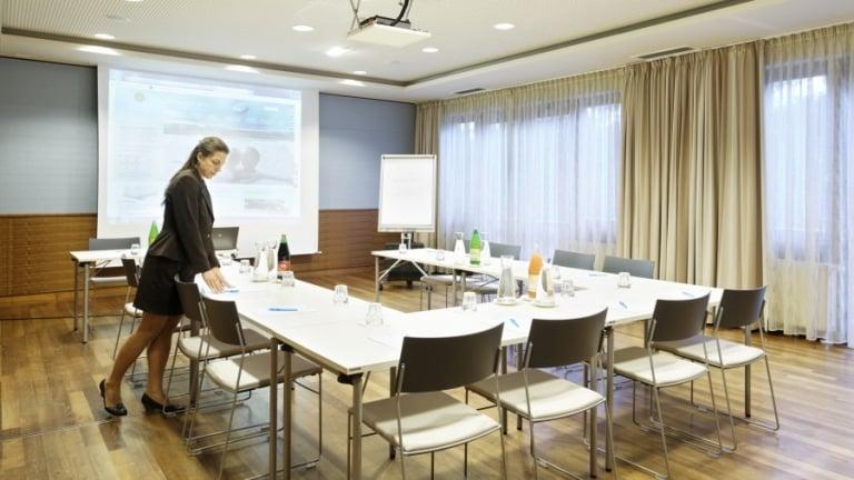 Seminarraum im Hotel Larimar