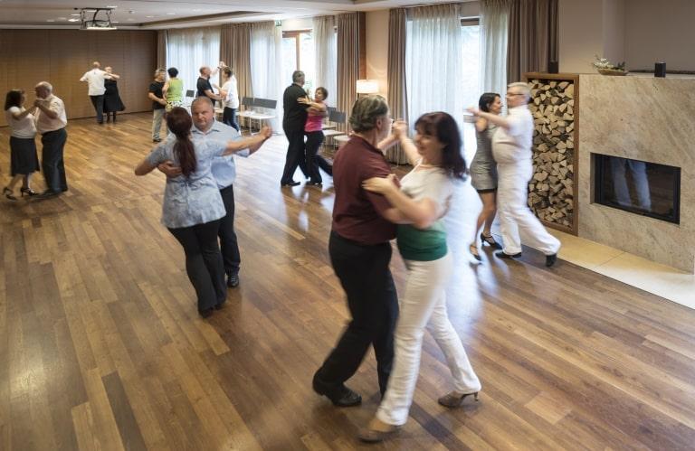 Tanzurlaub im Burgenland