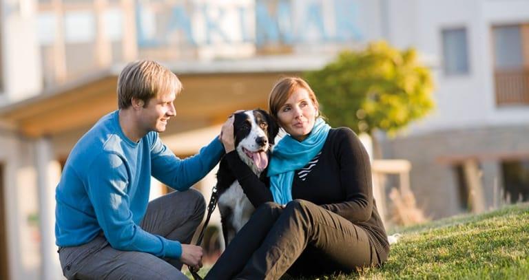 Wellness und Urlaub mit Hund