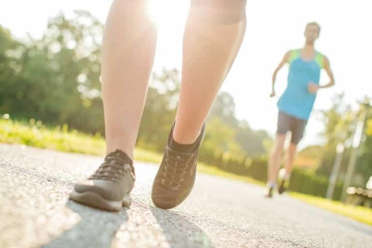 Sport fördert die Gesundheit