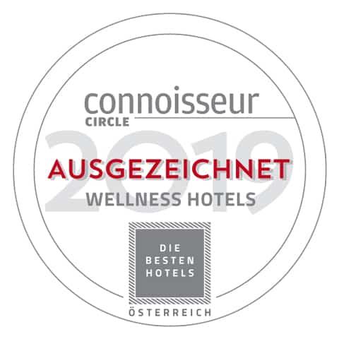Connoisseur-Circle-Auszeichnung - Die besten Hotels Oesterreichs