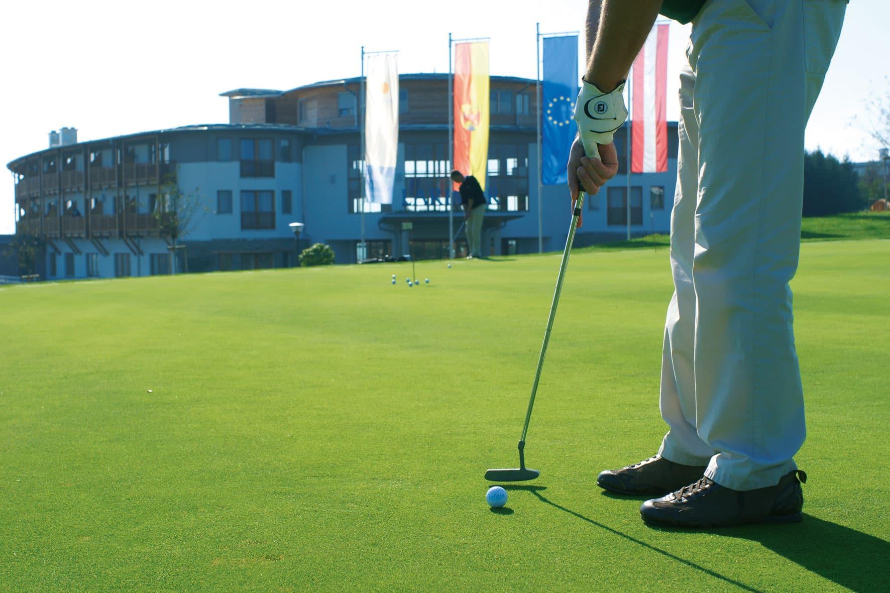 Golfhotel Larimar in Stegersbach