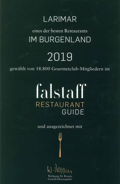 falstaff-Auszeichnung 2019