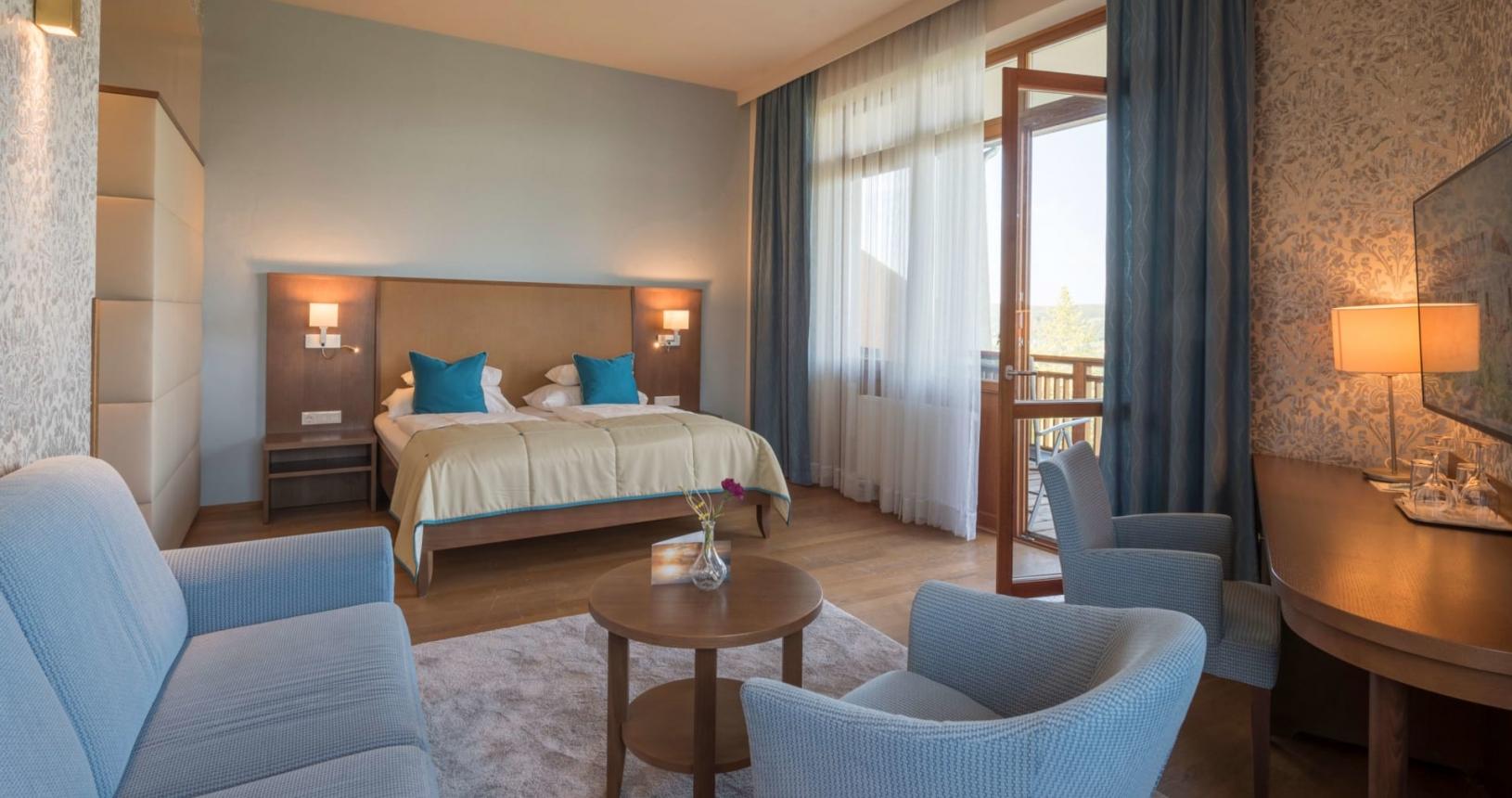 Familien Suite Luft im Hotel Larimar