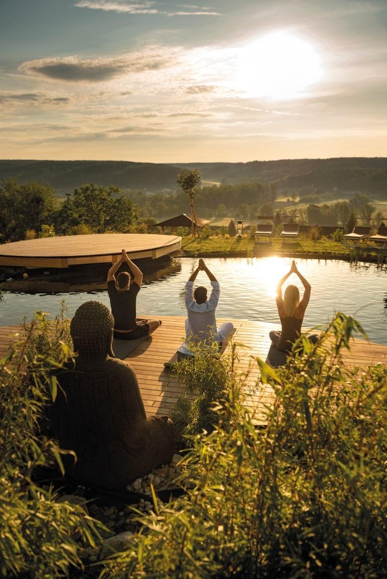 Yoga-Spirit, Energie im Larimar