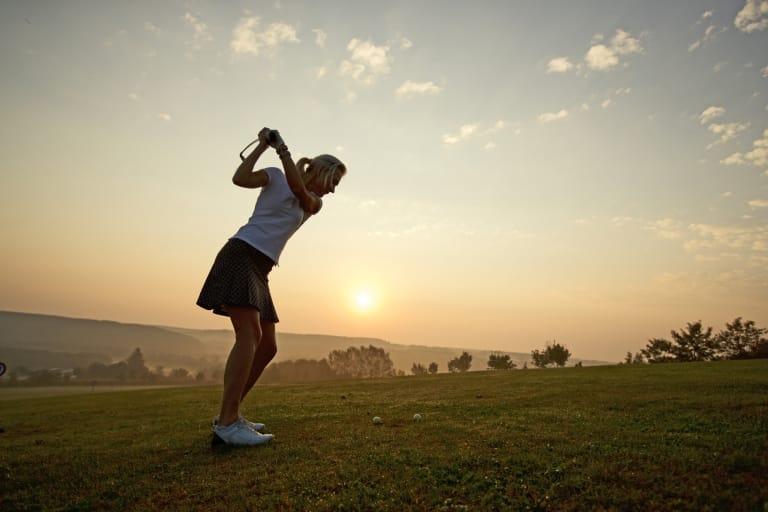 Golfen in Stegersbach