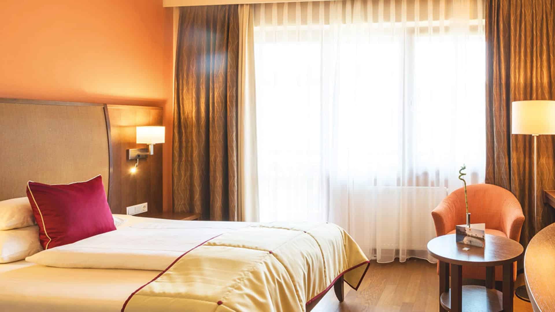 Grand Lit Einzelzimmer im Hotel Larimar