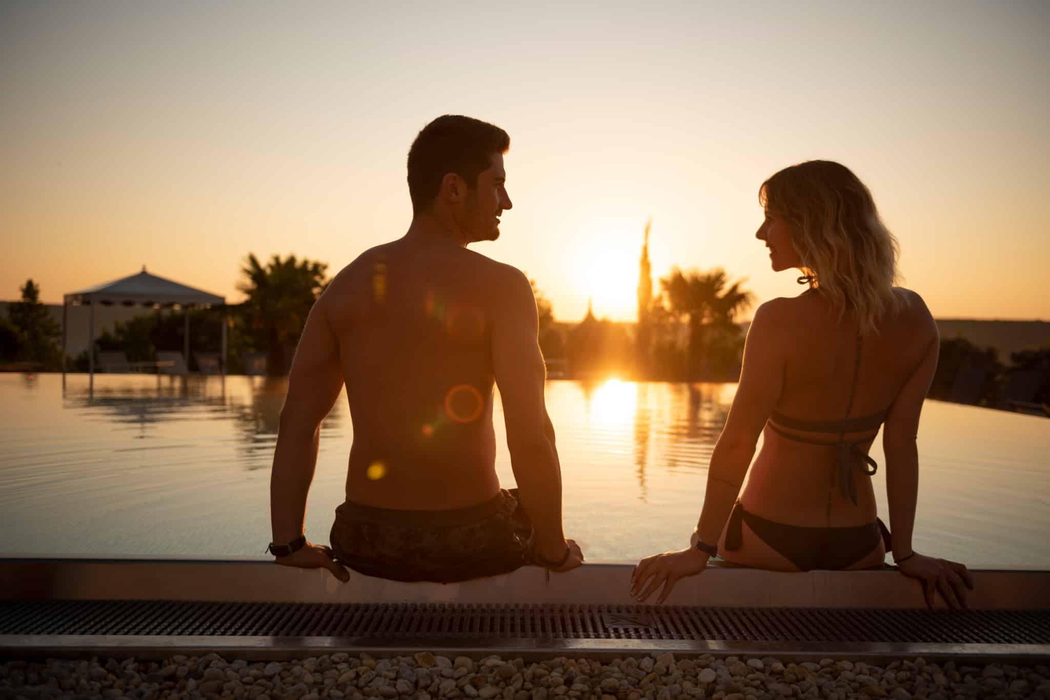 Romantik pur im Wellnesshotel Larimar
