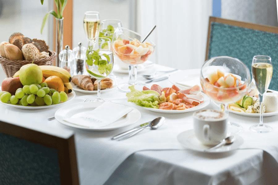 Guter Start in den Tag mit einem gesunden Frühstück