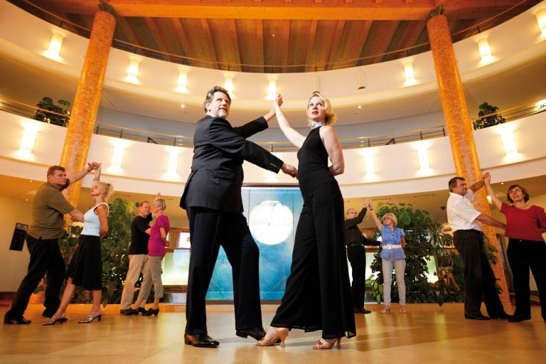 Tanzworkshop mit Werner Dietrich
