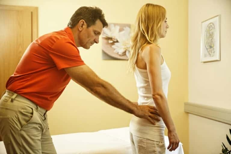 Rückenfit mit ORmT im Tophotel Larimar