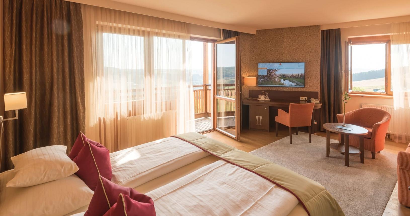 Panorama Suite im Hotel Larimar