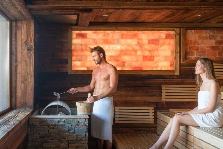 Panoramasauna Larimar Saunawelt