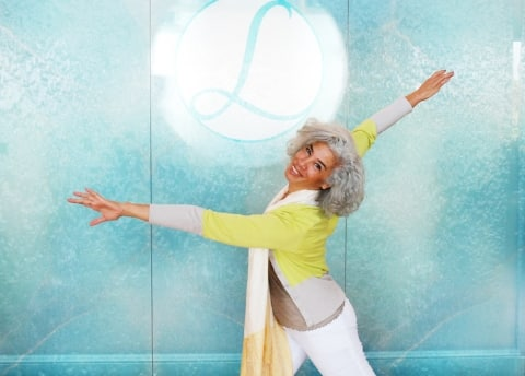 Tanz Fabiana Pastorini Dance for Health im Hotel Larimar