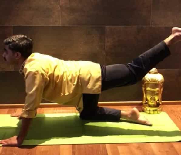 Hatha Yoga im Larimar