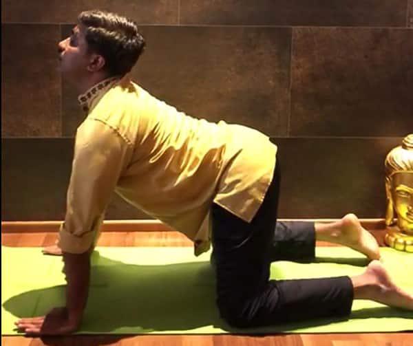 Yoga für Nacken- und Halsmuskulatur