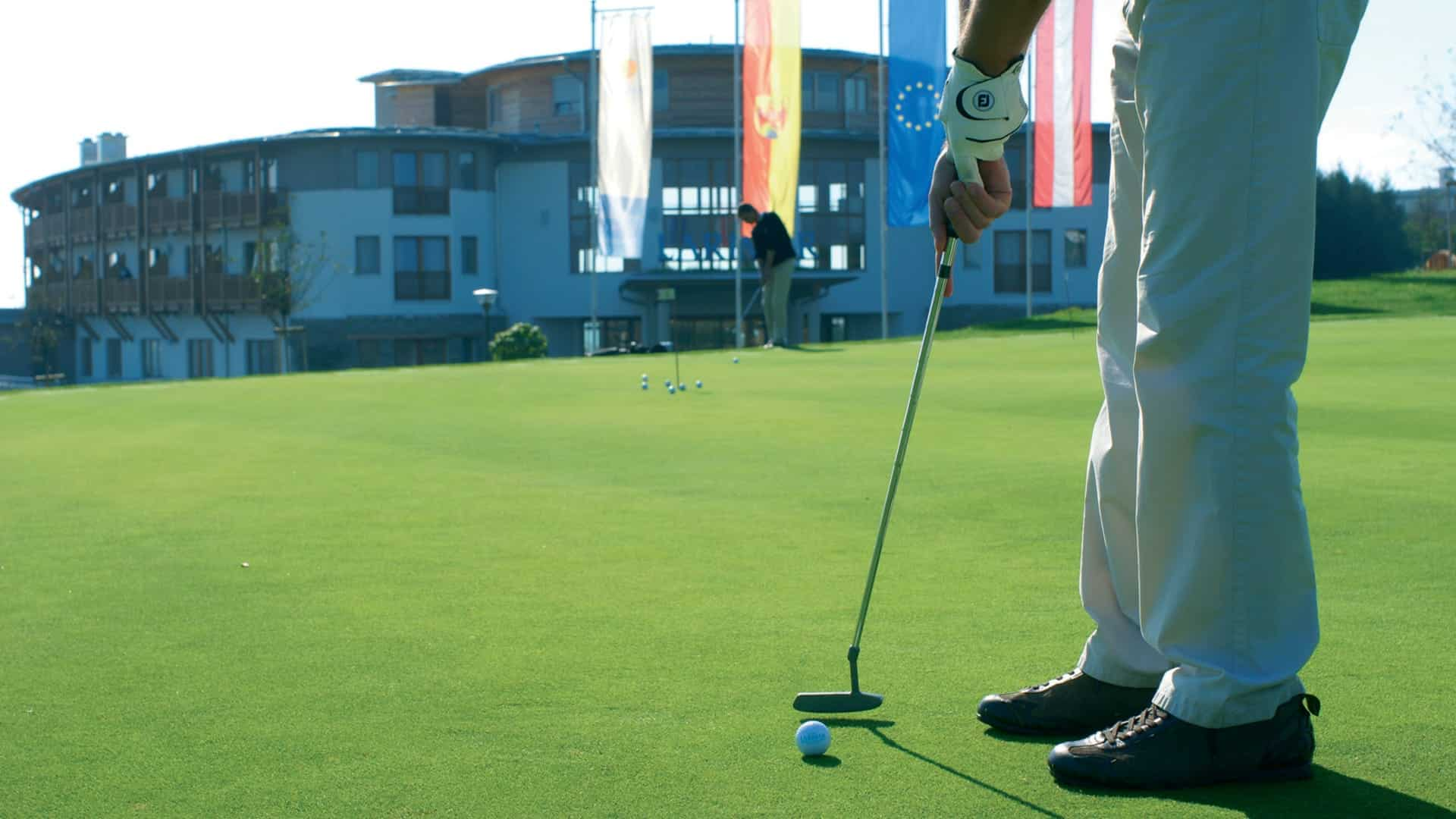 Golfurlaub im Hotel Larimar