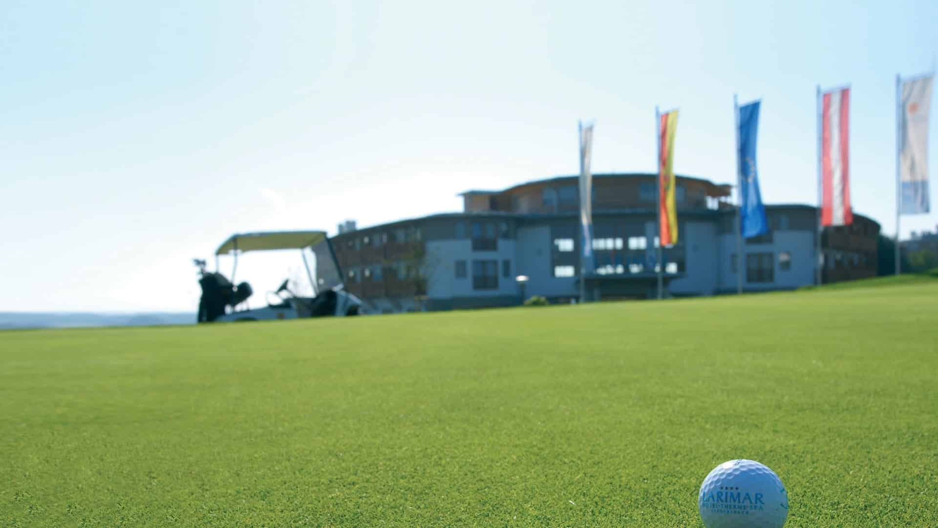 Golfurlaub im Larimar
