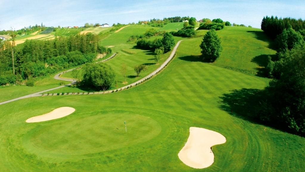 Golfgenuss in Stegersbach im Hotel Larimar