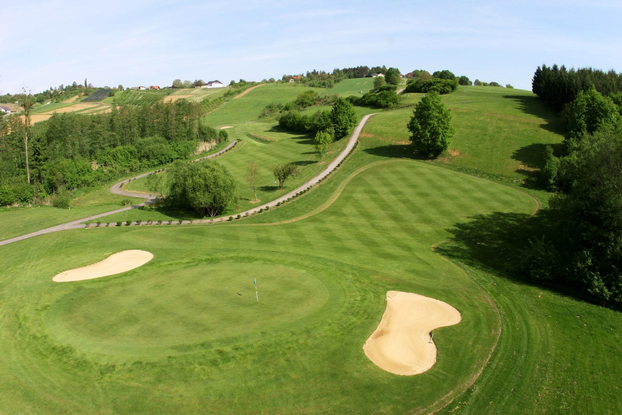 Golfplatz Stegersbach Hotel Larimar